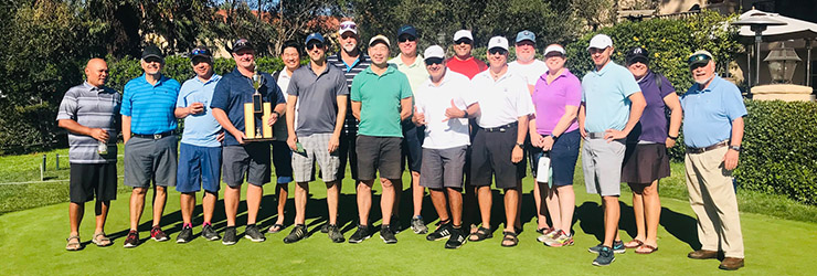 UCSD Causual Golf Club group image